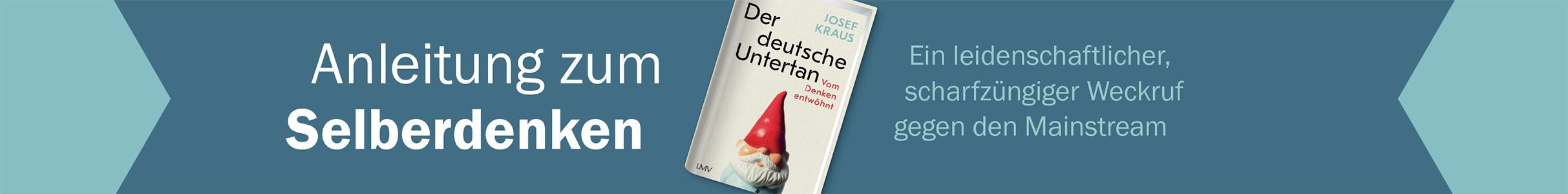 Langen Müller Josef Kraus Der deutsche Untertan